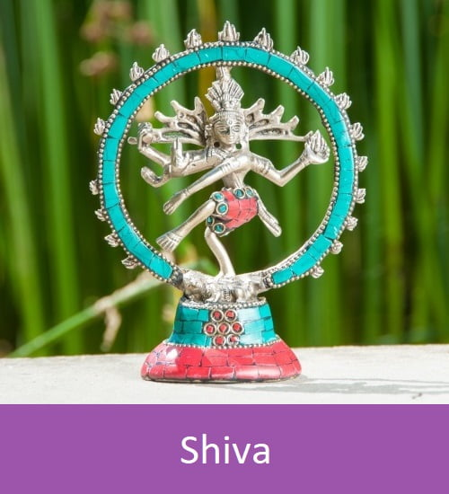 shiva button