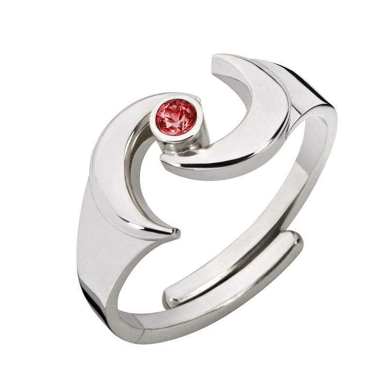 Ring Gaia rood